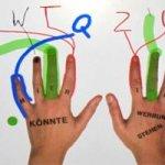 10-Fingersystem in 5 Stunden - Tastaturschreiben